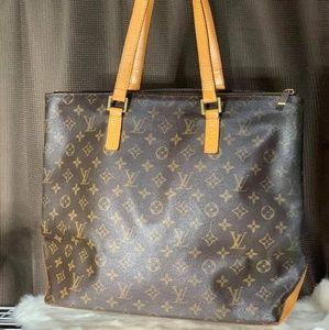 Authentic Louis Vuitton Large Shoulder Bag